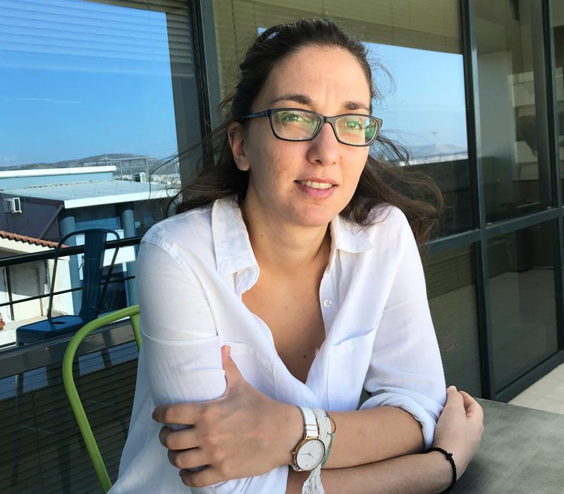 Christina Plemmenou